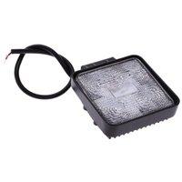 audi road - 975 Lumin DC V IP67 Waterproof W LED Car Fog Led Work Light For Jeep SUV ATV Off road Truck K Temperature