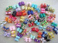 Wholesale 100pcs Mix Designs dog bows pet hair bows pet for Festival Holidays dog hair accessories pet grooming supplies