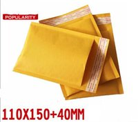 Wholesale kraft paper bubble envelope padded mailers envelopes shipping mailing package x150mm mm