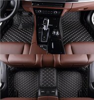 Wholesale High quality Custom special floor mats for Mercedes Benz S Class W222 waterproof durable carpets for S Class