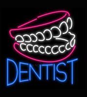 beer teeth - Dentist Tooth Neon Sign Avize Neon Nikke Air Jorddan Neon Sign Real Glass Tube Custom LOGO Nbaa Jersey Beer Sign