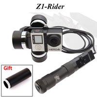 Wholesale DHL Zhiyun Z1 Rider Axis Handheld Brushless Gimbal for Gopro