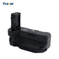 Wholesale Travor BG EIR Professional Vertical Battery Grip for Sony A7II A7RII Mirroless Digital Camera With Infrared Remote Control D3259