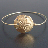 Wholesale Sand Dollar Charm Bracelet Europe and the United States Hot Sale Beach Charm jewelry YPQ0123