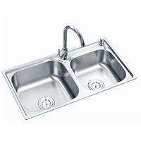 Wholesale Cody sanitary stainless steel sink kitchen washing vegetables pool Sanitary Ware C7 series