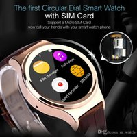 android list - 2016 New Hot Listed SmartWatch Smart Watch T3 of support WAP GPRS SIM SD card Bluetooth SMS MP3 MP4 for iOS and Android