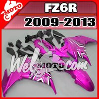 Wholesale Welmotocom Aftermarket Fairing For Yamaha FZ6R FZ R FZ R Purple Y61W16 Free Gifts