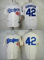 robinson - los angeles dodgers jackie robinson Baseball Jersey Cheap Rugby Jerseys Authentic Stitched Size