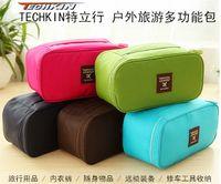 adm stock - Undershirt package TECHKIN versatile riding tour underwear underwear organize travel pouch bag toiletry kits adm