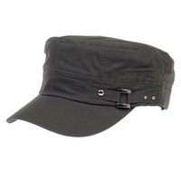 Wholesale 2015 New Cap Fishion Cool Cap Unisex Outdoor Leisure Flat Best Gift Top Cap Blackish Green