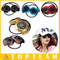 Cheap Mini 503 Wireless Bluetooth Headphone Stereo HBS Headphones Handsfree Sports Music Bluedio in-ear Earphone Headset