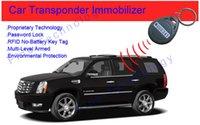 Cheap brand new free shipping RFID key fob transponder immobilizer car alarms anti-theft auto-arm