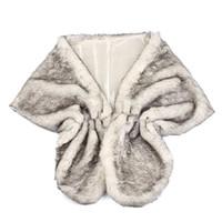 Faux fur jackets Цены-2015 Горячие Продажа Дешевые Черный Коричневый искусственного меха Люкс шали обруча Свадебные Wrap Люкс куртки из искусственного меха лиса