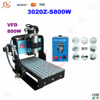 milling machine - W CNC Z S Engraving Drilling and Milling Machine with VFD Water cooling