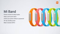 Wholesale Original Xiao mi MI band wrist Bracelet MiBand Bluetooth IP67 Waterproof Smart Wristbands Bracelet for Android Phones MI3 MI4 Free