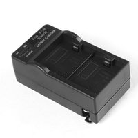 Cheap Dual Travel Wall 2 Battery Charger Adapter For SJ 4000 5000 6000 Sport Camera
