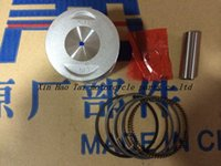 Wholesale Motorcycle parts of CG200 piston ring piston sleeve plug mm pin bore mm