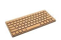 apple natural keyboard - Natural Handmade Bamboo Keyboard Ultra thin Mini Wireless Bluetooth Keyboard For Apple iPad iPhone Mac Samsung PC Computer