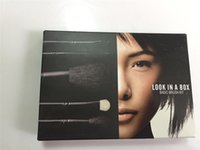 Wholesale New Arrival Makeup NEW Brushes piece AND piece Professional Look in a box Brush sets High quality