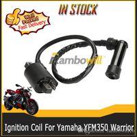 ignition coil - New Motorcycle V Ignition Coil Fits For Yamaha YFM350 YFM Warrior ATV
