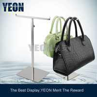 Wholesale YEON double sided multifunctional bag display holder fashion scarf rack men tie holder jewelry store fixture
