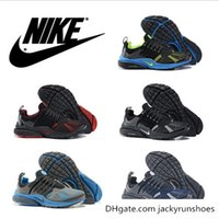 Wholesale Nike Air Presto Running Shoes Original Nike Men Fashion Sports Athletic Walking Sneakers Mesh Up Cool Shoes