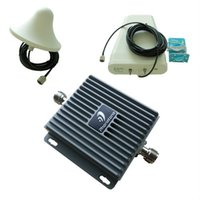 aws band - 60dB Dual Band MHz GSM CDMA G G AWS Cell Phone Signal Repeater Amplifier