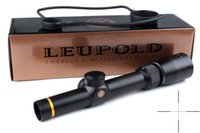 Wholesale Leupold VX X20 Mil Dot Rifle Scope Optical Sight Wide angle for rifles Matte Made in China