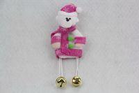 Wholesale Bear Christmas bells hang Children s day Christmas gifts