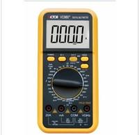 Wholesale Authentic victory Multimeter Digital Multimeter VC980