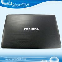 Wholesale Original New Laptop LCD Screen Back Top Cover A For inch TOSHIBA C850 L850 C855 L855 S855