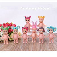 anime collection figurines - sonny angel dolls toys Kewpie Doll Mini anime action Figures Laduree Collection PVC Figurine Sonny Angel Dolls set Toys For Kids