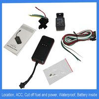acc automotive - Dytech gps tracker GT003 with low price for vehicles cars e bike truck with ACC high accuracy location