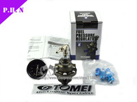 Wholesale TOMEI Fuel Pressure Regulator with Original Gauge Type S unversal fitment in stocked and ready to ship
