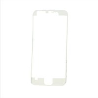 Wholesale High quality Front Frame Middle Bezel LCD Supporting Frame For FitBezel Frame for iPhone6 inch White OIUSF