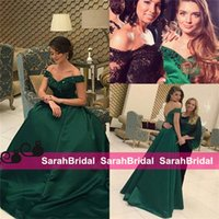 beautiful woman art - Fashion Style Emerald Green Beautiful Evening Dresses For Prom Arabic Dubai Women Sale Cheap Long Full Length Occasion Formal Ball Gown