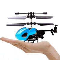 aircraft control cables - QS5010 mini remote control aircraft CH RC Helicopter with gyro and USB cable birthday gift