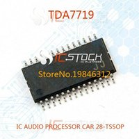 audio processor ic - TDA7719 IC AUDIO PROCESSOR CAR TSSOP