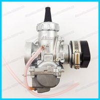 Wholesale VM24 mm Mikuni Carb Carburetor Carby And Manifold Flange For TTR CRF KLX XR Pit Dirt Bikes ATV Quads order lt no track