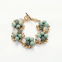 best baby beads - New Statement Best Friend Hot Infinity Baby Personalised Fresh Shallow Green Bead Bracelets