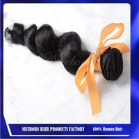 Loose Wave best hair world - Worlds Best Hair Sale New Arrival Human Hair Shaving Sgs Certification Indian Weave Virgin Loose Wave Extensions a Dhl