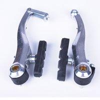 Wholesale 1 Set Aluminum alloy Mountain Road v folding bike bicycle Cycling Bike Braking V Brake bicycle accessories X60 HM576W