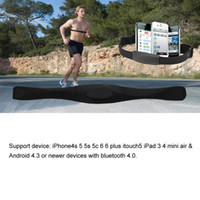 Wholesale Bluetooth Wireless Sport Heart Rate Monitor Chest Strap Band Running Fitness Exercise for iPhone itouch iPad Android Y0192