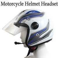 audio rider - V1 Bluetooth Motorcycle Helmet Headset Call Handsfree for Motorcycle Rider Single Earphone casque audio