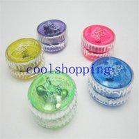 Wholesale Flash plastic led yoyo ball