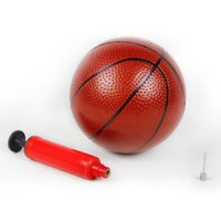 Wholesale Baby Toy Balls Basketball Toys cm Soft Ball Balloons Baby Inflation Basketball Sport