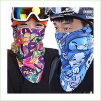 Wholesale TH02 New Outdoor Ski Snowboard Motorcycle Sport Winter Warmer Half Face Mask Sport Mask Skiing Mask