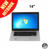 Wholesale Cheap New quot Netbook PC Intel D2500 Dual Core Ghz Ultrabook GB RAM GB HDD Laptop WiFi Webcam Windows Netbook
