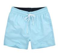 Wholesale horse lqpolos brand Men s brand Shorts Summer polo Beach Surf Swim Sport Swimwear Boardshorts gym Bermuda basketball shorts