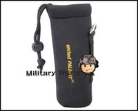 Wholesale Palight Tactical Multifunctional Portable Durable High Quality Flashlight Battery Pouch Flashlight Battery Holster Black order lt no track